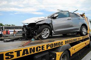 Po śmiertelnym wypadku na A4 autostrada już przejezdna