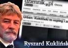 Co maj� emerytury ubek�w do Parlamentu Europejskiego? To wiedz� Ziobro i Kurski. Zrobili o tym spot