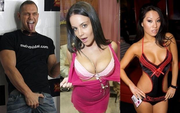 W Las Vegas rozdano nagrody dla najlepszych aktor�w porno! Kim s� najwi�ksze gwiazdy film�w dla doros�ych?