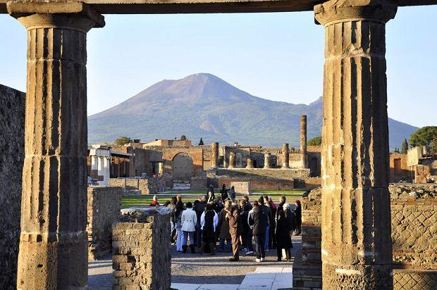 Pompeje - Włochy / fot. Carlo Mirante / Flickr.com CC BY