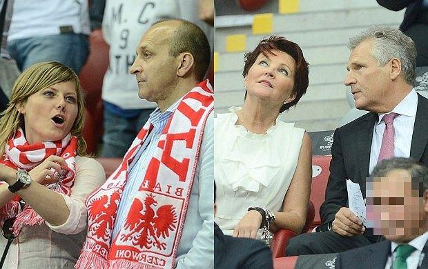 Mnóstwo VIPÓW na meczu Czechy-Portugalia! Kto jak kibicował?