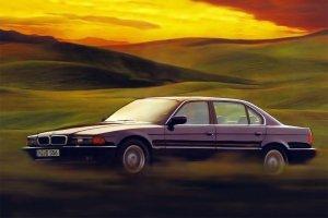 BMW 7 (1994-2001) E38 - opinie Moto.pl