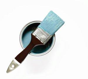 Rodzaje farb na ściany