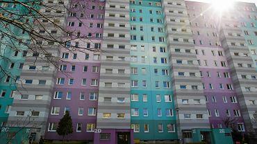 Bloki w Poznaniu