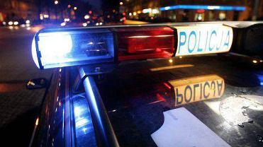 34-latek zmarł w trakcie interwencji policji