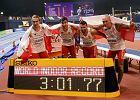Halowe mistrzostwa świata. Kolejne medale dla Polski, rekord świata męskiej sztafety 4x400 m