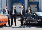 Polska firma rozwija skrzydła w elektronice