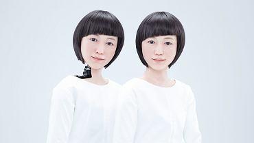Kodomoroid - robot prezenter wiadomości stworzony przez prof. Hiroshiego Ishiguro