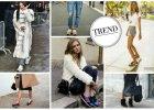 Najwa�niejszy trend na wiosn� 2014? Sportowe buty! Modelki i gwiazdy je uwielbiaj�!