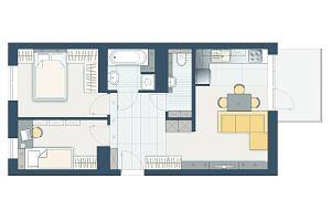 50 m kw.: potrzebny trzeci pokój. Co zrobić?