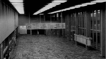 Olsztyński dworzec tuż przed otwarciem w 1971 r.