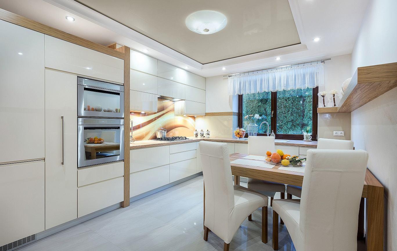Stylowa kuchnia dla całej rodziny -> Kuchnia Biala Stylowa