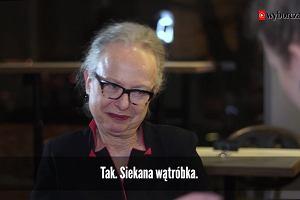 DeGustacja: Barbara Kirshenblatt - Gimblett o kuchni żydowskiej