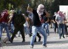 Izrael odpowiada palesty�skim no�ownikom