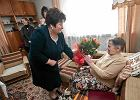 Fru Valentina Sikorska fra Bydgoszcz sluttede 100 år