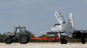 Serbia kupi sześć Mig-ów 29 od Rosji