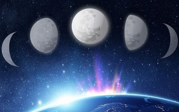 Fazy Księżyca a nasze samopoczucie