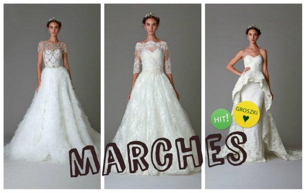 Marchesa suknie ślubne -  zobacz przepiękną kolekcję na jesień-zima