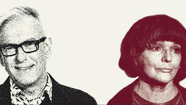 Mariusz Szczygieł i Hanna Krall