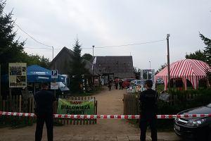 Puszcza Białowieska. Policja weszła do Obozu dla Puszczy [AKTUALIZACJA]