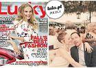 """Kate Bosworth w """"Lucky Magazine"""" zdradza szczeg�y swojego �lubu. Jak wygl�da�a jej suknia i co znala"""