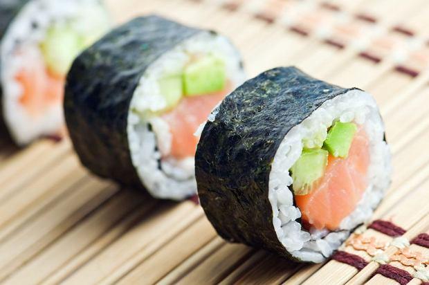 Kuchnia japońska - sushi / fot. Shutterstock