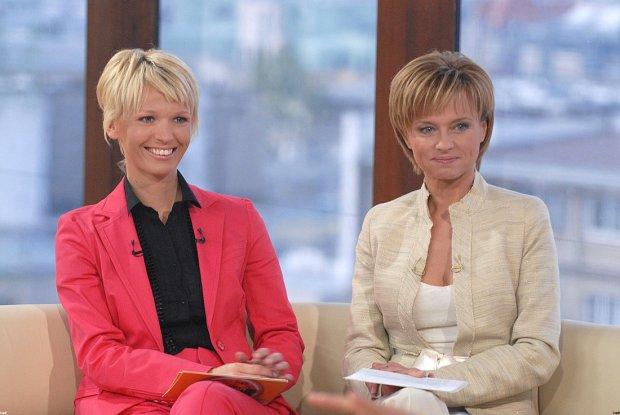Jolanta Pieńkowska i Magda Mołek