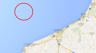Do wypadku jachtu z Polakami na pokładzie doszło 100 km od wybrzeża Maroka