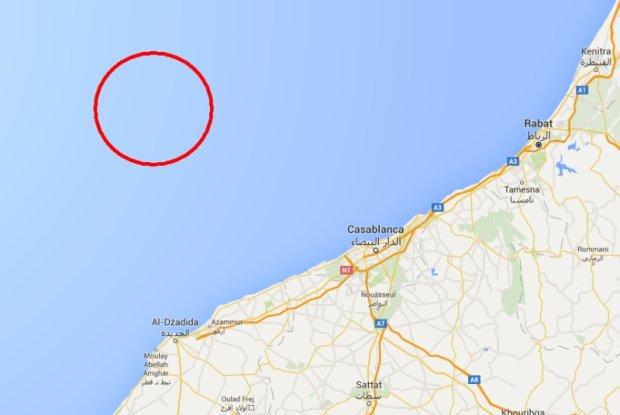 Wypadek jachtu na Atlantyku w pobli�u Maroka. Nie �yje dwoje turyst�w z Polski