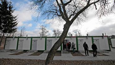 Kontenery socjalne w Poznaniu
