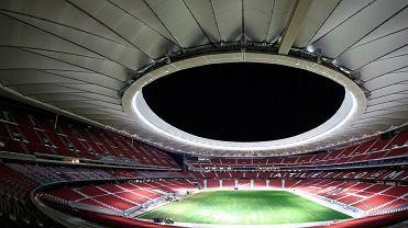 Wanda Metropolitano, nowy stadion Atletico Madryt. Jego oficjalne otwarcie odbyło się 16 września podczas meczu z Malagą. Ma pomieścić ponad 67 tys. kibiców