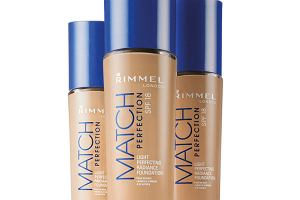 Nowy podk�ad RIMMEL Match Perfection