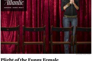 Smutne losy zabawnych kobiet