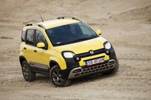 Fiat Panda Cross 4x4 | Test | Droga zabawka
