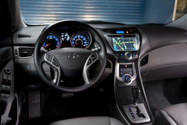 Hyundai Elantra Chiny