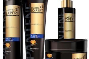Nowa kolekcja Pantene Expert do włosów przesuszonych