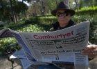 """Turcja blokuje strony publikuj�ce ok�adk� """"Charlie Hebdo"""". Z powodu karykatury Mahometa"""