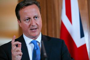 Halo, czy to Mr Cameron?