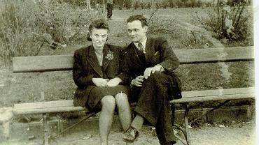Maria i Henryk Gołębiowscy przed powstaniem