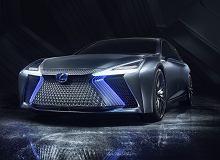 Lexus LS+ Concept, czyli kolejny krok w przyszłość