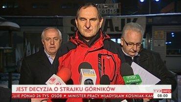 Strajk górników JSW