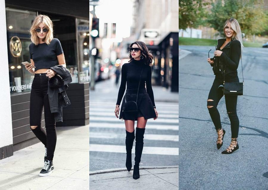 5a4f250be7 Czarne ubrania do 200 zł - klasyka zawsze w modzie  przegląd