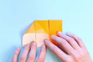 Podstawka na jajka - origami