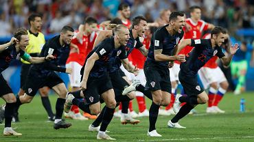 Mecz Rosja - Chorwacja, 7.07.2018
