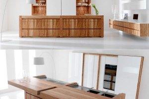 Kuchnia: 20 nietypowych blatów kuchennych