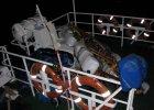24-latek, który dryfował na tratwie po Bałtyku, znowu wypłynął w rejs?