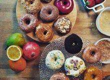 Donuty - przepisy podstawowy - ugotuj