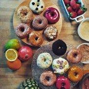 Donuty  - przepisy podstawowy