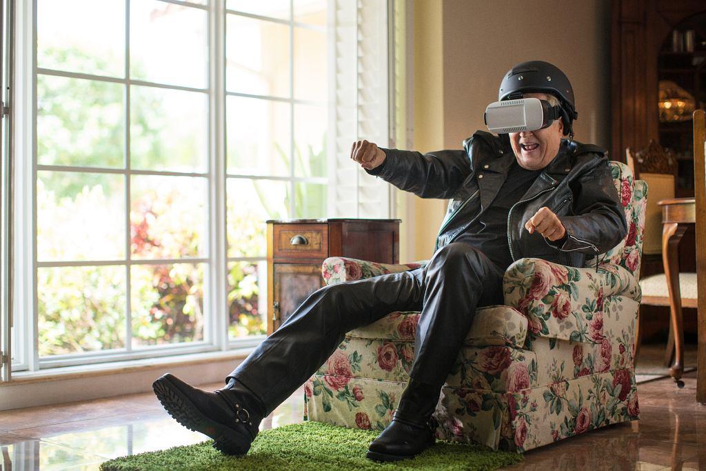 Część gier komputerowych pomaga np. w walce ze stresem pourazowym (fot. THEPALMER / iStockphoto.com)