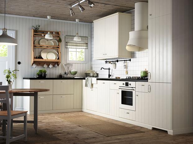 Ciepły i przytulny klimat w połączeniu z funkcjonalnością - to esencja kuchni skandynawskich